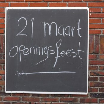 Openingsfeest 21-03-2015